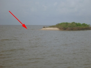 GIWW island